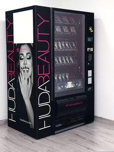 Take a Tour of Huda Kattan's Dubai Office:  Step inside the office of Huda Kattan, beauty blogger, founder of an international beauty empire, and the woman behind Kim Kardashian's go-to lashes. | allure.com
