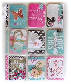 Have you heard of Pocket Letters? This is a pocket letter I sent to my friend, Laura. Basically, it's a penpal/scra. Diy Crafts For Girls, Cute Crafts, Shadow Box Memory, Pocket Craft, Snail Mail Pen Pals, Scrapbook Paper Crafts, Scrapbook Albums, Letter I, Pocket Letters