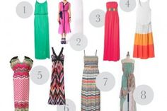 Snatch up one of these 8 maxi dresses for summer, all of which are under $50 a pop.