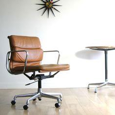bureaustoel van eames