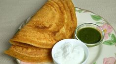 Whole Wheat Dosa is a super quick and easy recipe. It is another version of the South Indian dosa. This recipe is a special one as it was my mother's favorite, although this was known as Atta Ka Cheela in my home. Whole wheat dosa is tasty with the perfect amount of crispy deliciousness! You can serve this as my mother did, as Roti. She liked to pair it with her favorite side dishes of mint chutney, and Laucki Chana Dal.