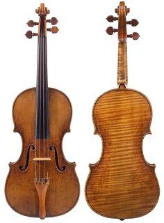 Violin by Guarneri, Giuseppe 'del Gesu' (Fountain) (Cremona, 1738)