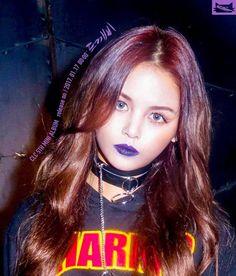 CLC borrow a punk vibe for edgy individual 'Goblin' teaser images | allkpop.com