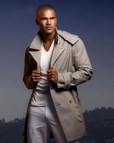 Shemar Moore.  Yep that's him!