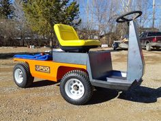 At PUG Technologies Inc., we thrive on building stylish, durable and reliable electric all-terrain wagons, pallet trucks and utility carts are uniquely designed to maximize efficiency and reduce safety hazards in the workplace. Electric Utility, Utility Cart, Go Kart, Golf Carts, Workplace, Pugs, Pallet, Monster Trucks, Platform