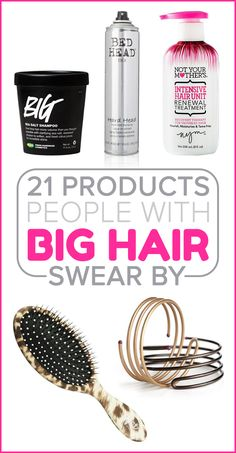 Big-haired babes share their favorite ways to pump up the volume.