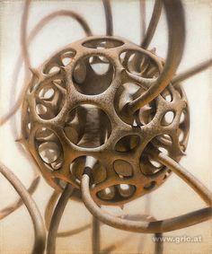 PETER GRIC | Sphere II | Sphäre II