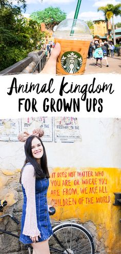 Animal Kingdom for Grown Ups - - Explore how to enjoy Animal Kingdom for adults! From sipping on yummy cocktails to tasting exotic food to enjoying the nature trails, this guide has it all. Voyage Disney World, Disney World Secrets, Walt Disney World Vacations, Disney Resorts, Disney World Tips And Tricks, Disney World Trip, Disney Tips, Disney Food, Disney Worlds