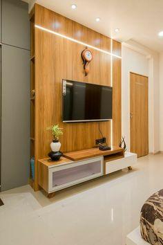 Tv Unit Furniture Design, Tv Unit Interior Design, Bedroom Furniture Design, Interior Modern, Tv Furniture, Living Room Partition Design, Bedroom False Ceiling Design, Room Design Bedroom, Home Room Design