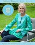 Sis Boom Patricia Tunic - Downloadable Pattern [1PA-Download-SB-PT] - $9.95 : Pink Chalk Fabrics is your online source for modern quilting cottons and sewing patterns., Cloth, Pattern + Tool for Modern Sewists