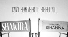 Confirmado Dueto Shakira/Rihanna