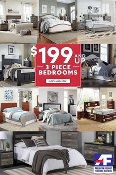 Bedroom Furniture Beds Dressers Headboards American Freight