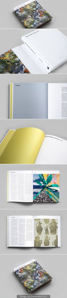 [CA] — Also like this 'wrap' around the book. Nice and bright and colourful. With the monochromatic colours going on underneath. Could tie in with some of my concepts nicely. Great layouts too within the book. shaz-madani