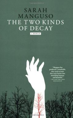 The Two Kinds of Decay: A Memoir by Sarah Manguso, http://www.amazon.com/dp/0312428448/ref=cm_sw_r_pi_dp_R3nNpb1G6J9DP