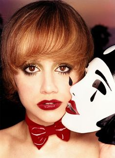 Brittany Murphy by David Lachapelle