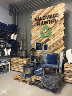 Heidi Risku - Jupiter recycle store new style