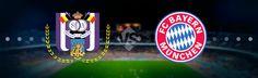 Андерлехт - Бавария. Прогноз на матч 22.11.2017