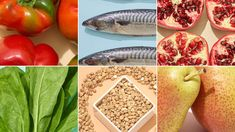 The 7 Best Foods for Fighting Inflammation | Healing foods like fish and spinach are classified as anti-inflammatory, as they attack inflammation in the gut and improve overall health.