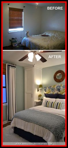 10 DIY Storage Bedroom-DIY Bedroom Interior Tutorials Looking for a way to live large in your small bedroom?These insanely clever bedroom storage hacks and solutions will … bedroom wall-mounted diy jewelry storage made from a cork board. Trendy Bedroom, Bedroom Interior, Bedroom Makeover, Bedroom Design, Diy Bedroom Storage, Small Master Bedroom, Master Bedrooms Decor, Bedroom Diy, Apartment Decor