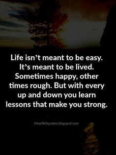 15 Powerful quotes to make you feel better about life. 15 Powerful quotes to make you feel better about life. Funny Quotes For Instagram, Funny Quotes For Teens, Cancer Survivor Quotes, Cancer Quotes, Amazing Quotes, Best Quotes, Work Quotes, Life Quotes, Feel Better Quotes