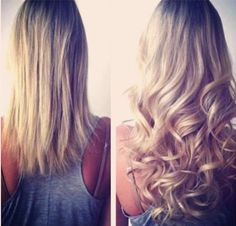 New Extensions Fun Style Curl Hair Extensions For Sale, Hair Extensions Before And After, Curl Styles, Long Hair Styles, Hair Transformation, Gorgeous Hair, Beautiful, About Hair, Hair Dos