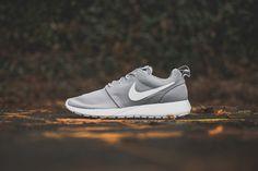 """Nike Roshe Run """"Wolf Grey & White"""""""