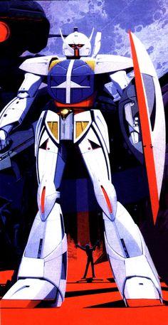 Syd Mead draws ugly Gundams