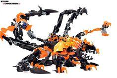 九尾獸(KYUUBI) #legos#legobricks#legomoc#legomocs#Lego#naruto#narutoshippuden#narutouzumaki#legomochk#legostagram