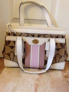Coach hard to find handbag NEW #Coach #ShoulderBag