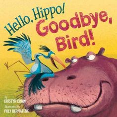 A hippo and a bird become unlikely friends.