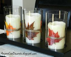 Thanksgiving Table Decorating Ideas #home #decor