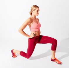 5-Minute Workout Moves: Glamour.com