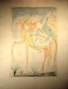 Salvador Dali Limited Edition 49
