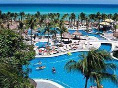 Riu Yucatan Riviera Maya| CheapCaribbean.com 4 Nights with air from $1014 per person