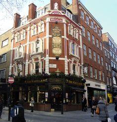 The White Lion Pub, Covent Garden, London