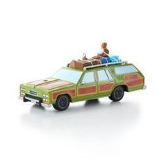 2013 Christmas Vacation - Wagon Queen Family Truckster Hallmark Ornament   The Ornament Shop