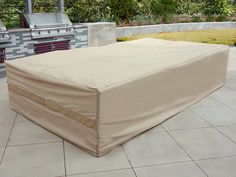 Amazon.com : CoverMates - Sectional Set Cover - 138W x 68D x 30H - Elite Collection - 3 YR Warranty - Year Around Protection : Patio Furniture Covers : Patio, Lawn & Garden