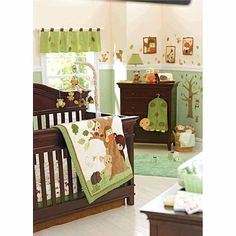 lambs and ivy echo | SALE $159.99 with coupon Lambs & Ivy | Echo 7-pc. Crib Bedding Set ...
