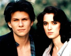 A gallery of Heathers publicity stills and other photos. Featuring Winona Ryder, Christian Slater, Kim Walker, Shannen Doherty and others. Jason Dean Heathers, Veronica Heathers, Jd And Veronica, Jd Heathers, 80s Movies, Iconic Movies, Series Movies, Movie Characters, Movie Tv