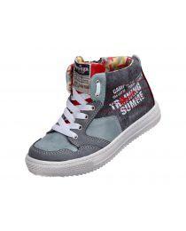 Trzewiki buty dziecięce AMERICAN CLUB 13141 NV