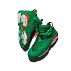 "Air Jordan 6 ""Gatorade"" drops on December 30th. Is this green pair better 50782b76c"