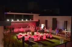 Beautiful settings enriched by tasteful decor! #kasturiorchid #banquethall #jodhpur