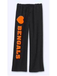 Antigua Cincinnati Bengals Signature Hoodie - Black