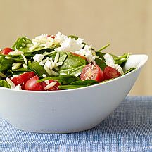 WeightWatchers.com: Weight Watchers Recipe 2 points  Orzo and Spinach Salad