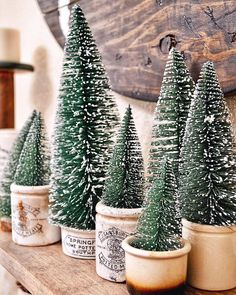 Christmas Table Decor Ideas Red And Gold also Christmas 2019 Best Toys except Funny Christmas Decorating Ideas For The Office next Christmas Farm Inn And Spa Merry Little Christmas, Noel Christmas, Country Christmas, Winter Christmas, Christmas 2019, Vintage Christmas Trees, Small Christmas Trees, Christmas Island, Farmhouse Christmas Trees