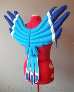 Zazu inspired Hornbill Wings. Lion King Bird by lilecreations, $63.50