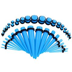 Qmcandy 36pcs 14G-00G(1.6mm-10mm) Acrylic Tapers Stretchi... https://www.amazon.com/dp/B01N0LH972/ref=cm_sw_r_pi_dp_x_uznVyb32PNC4F