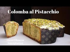 Colomba al Pistacchio - YouTube Banana Bread, Muffin, Video, Breakfast, Youtube, Desserts, Instagram, Blog, Colombia