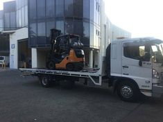 #Forklift #Towing from Bay Street #Botany to #Botany Road #Alexandria. #Eastern #Suburbs #Towing #Sydney can transport your #Forklift to and from the service centre if it needs a service or you're just relocating warehouses. When you need your #Forklift or any #Machinery #Transported call #Eastern #Suburbs #Towing #Sydney on 0419466591. Check out our website @ www.easternsuburbstowingsydney.com.au