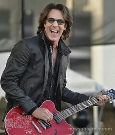 Rick Springfield Raleigh NC 6-29-14 by News Observer